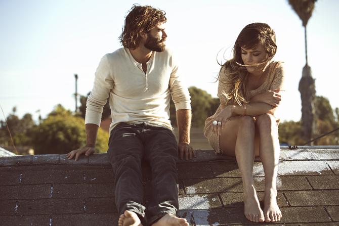 Angus & Julia Stone © Jennifer Steinglen