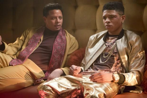 Криско Бийтс викаш, така ли, синко? - Terence Howard и Bryshere Gray в Empire © Fox