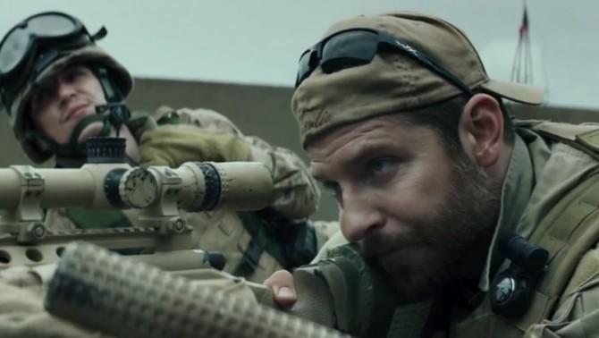 Bradley Cooper в Американски снайперист