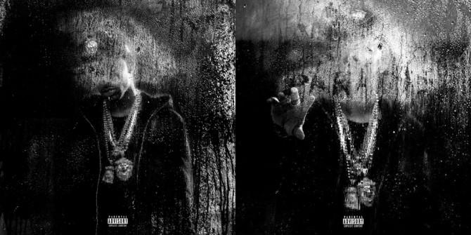 Обложките на стандартното (ляво) и делукс (дясно) издания на новия албум на Big Sean