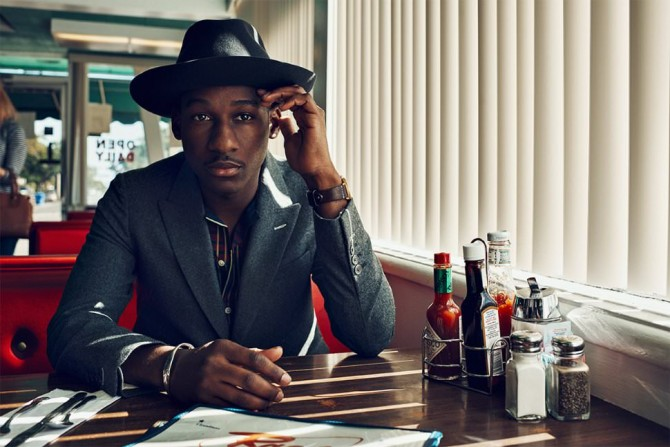 Leon Bridges © Beau Grealy