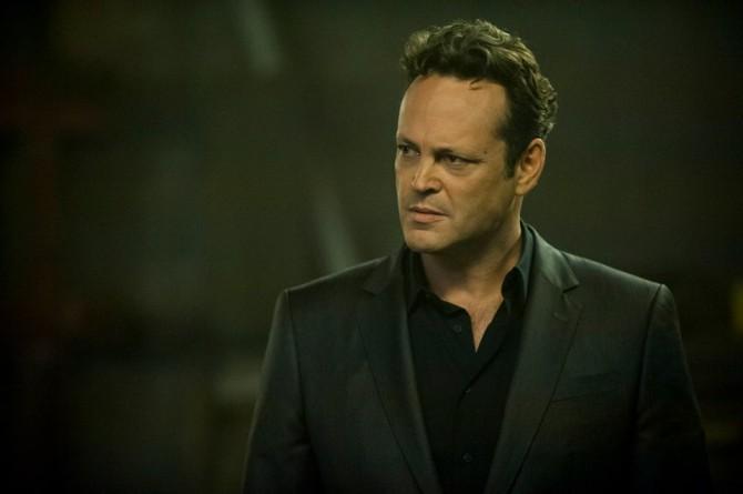 Vince Vaughn в ролята на © HBO