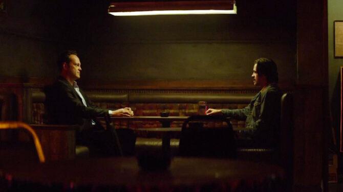 Vince Vaugh и Collin Farrell в Истински детектив