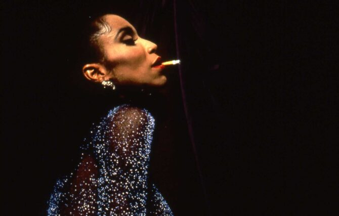 Octavia St. Laurent в Paris Is Burning, 1990