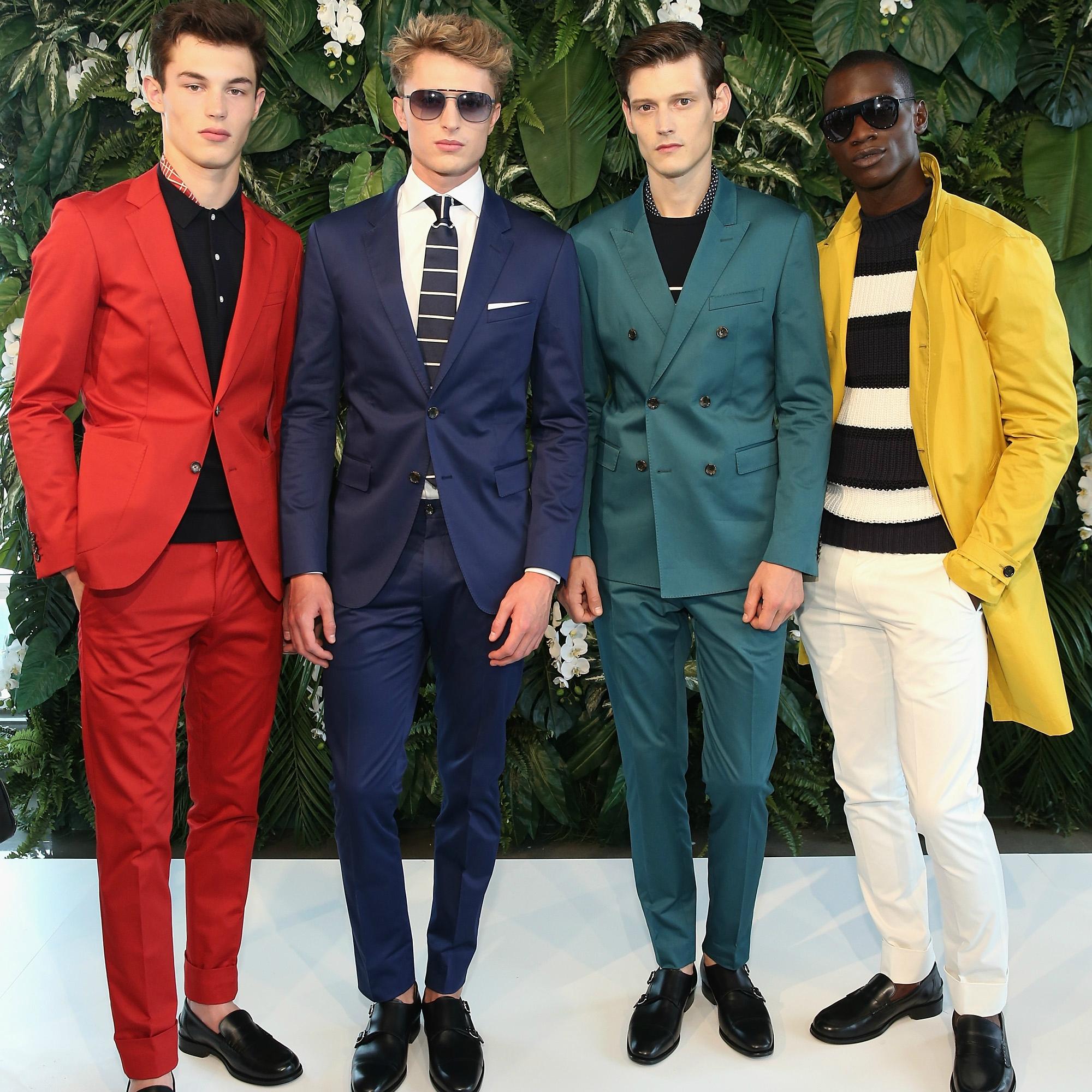 Скромното дебютно издание на New York Fashion Week: Men's миналата седмица започна с няколко дузини ревюта и презентации, огромен ентусиазъм и сериозна заявка от участници, спонсори и организатори да повтори успеха на LC:M. Американските модни къщи едва ли ще имат проблем...