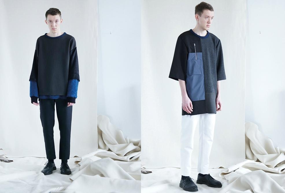 Пуловер, 459 лева. Блуза с къс ръкав, 319 лева