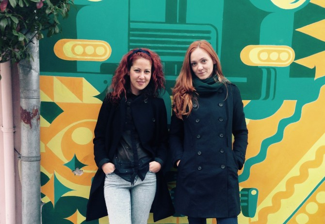 Маргрета Анастасова и Камелия Величкова