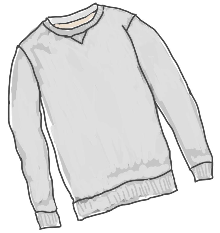 Пуловерът