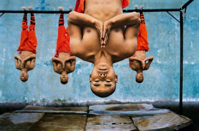 Китай © Steve McCurry