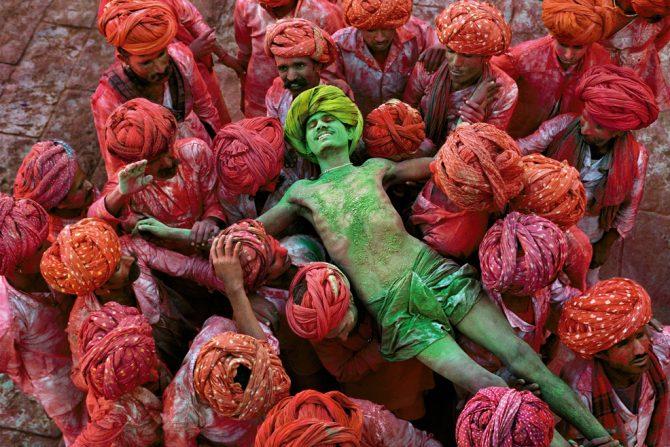 Индия © Steve McCurry