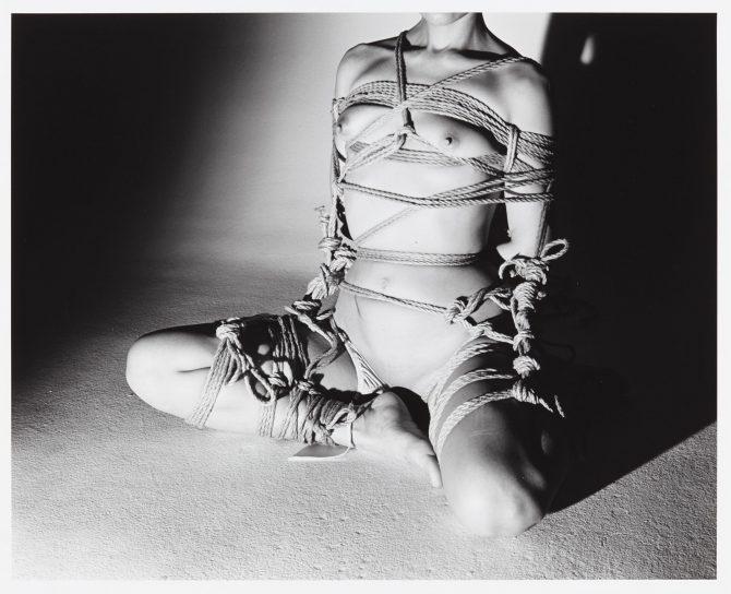 Kinbaku (Bondage), 1979 © Nobuyoshi Araki/ Taka Ishii Gallery