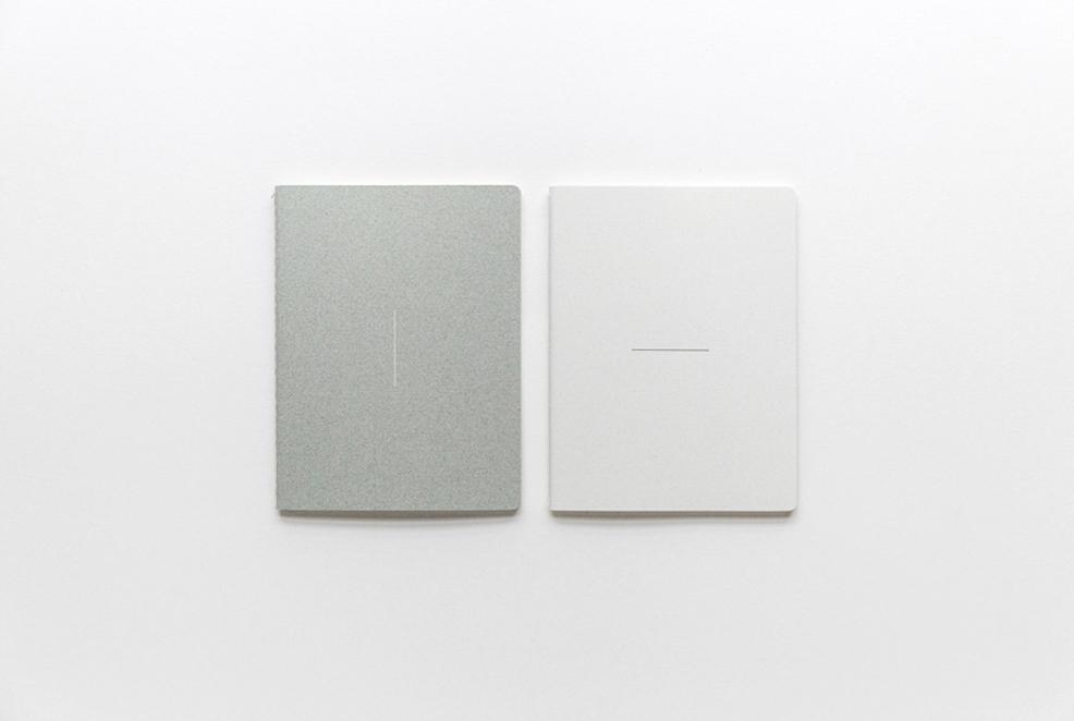 Два бележника от рециклирана хартия на Cereal, 24 лева