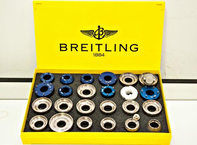 Инструментариум за сервиз на Breitling
