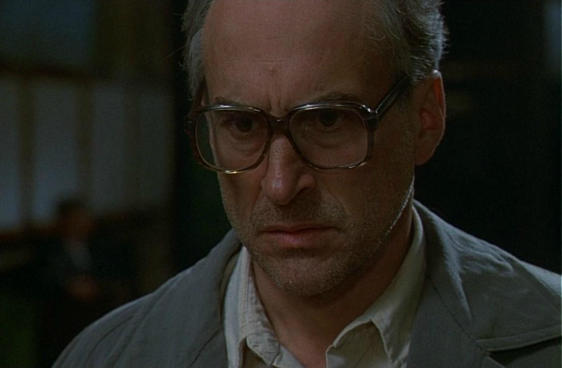 Jeffrey DeMunn като Андрей Чикатило в Гражданинът Х, 1995